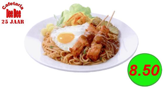 Bami menu