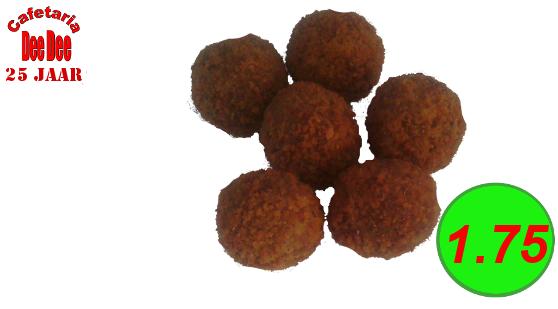 Bourgondische Bitterballen